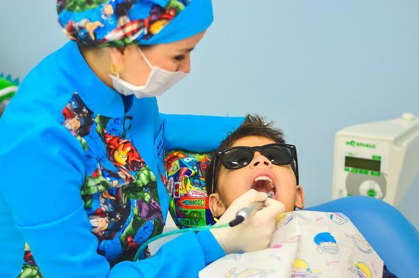 przyjazny dentysta dla dzieci - Rzeszów