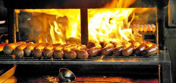 nowoczesny grill weber