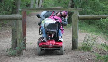 ergonomiczne skutery elektryczne inwalidzkie