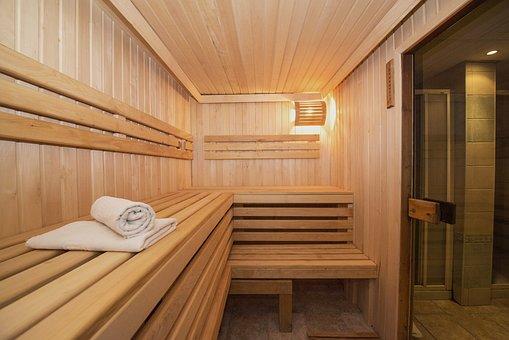 sauna sucha na podczerwień