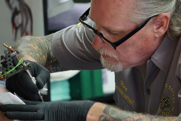 salon tatuażu na Śląsku
