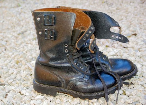 wytrzymałe buty taktyczne