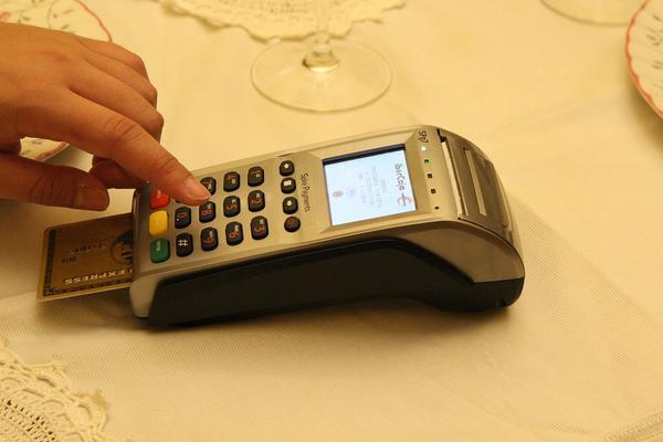 przenośny terminal płatniczy bez baterii