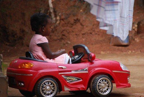autka na akumulator dla dziewczynek