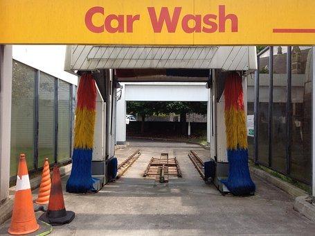 odkurzacze do myjni samochodowej