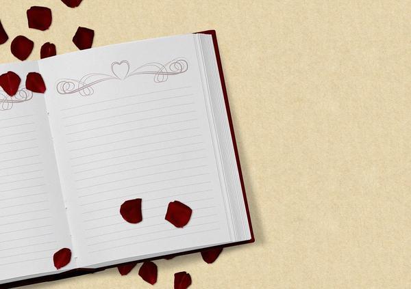 księga wpisów gości weselnych
