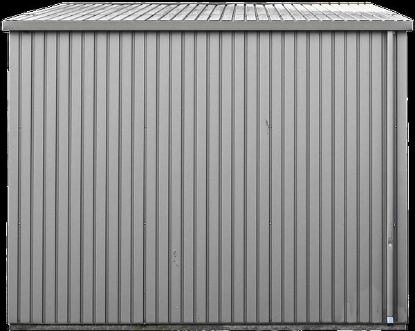 garaż metalowy producent