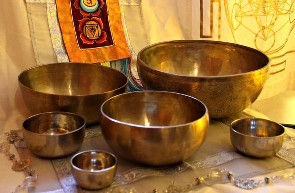 unikatowe gongi tybetańskie